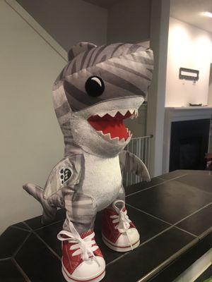 "Build a Bear ""shark week"" stuffed animal for Sale in Hillsboro, OR"