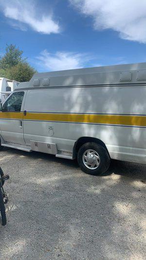 7.3L Diesel Ambulance/Work Van for Sale in Duluth, GA