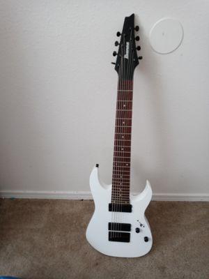 Ibanez rg8 guitar 8 strings for Sale in Portland, OR