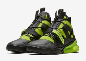Sizes 10 men's - Nike Air Force 270 Utility - 170$ MSRP for Sale in Ontario, CA