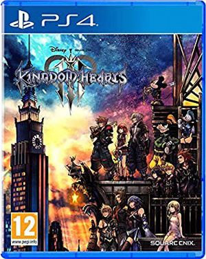 Kingdom hearts 3 ps4 for Sale in Queens, NY
