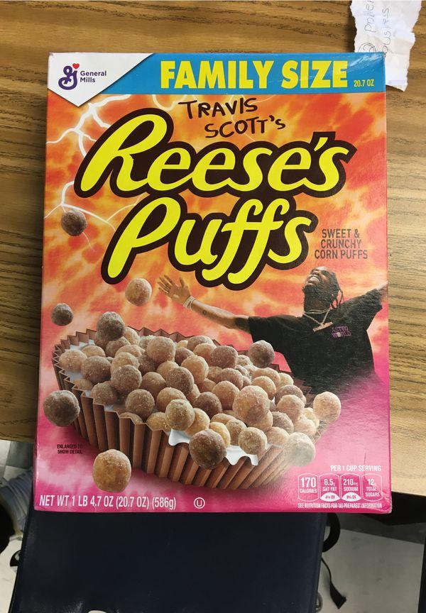 Reese's Puffs - Travis Scott