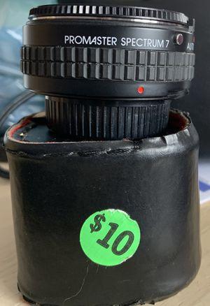 Camera Lens for Sale in Revere, MA