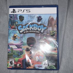 Playstation 5 Sackboy for Sale in Fort Lauderdale, FL
