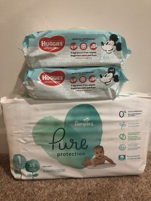 Pampers bundle for Sale in Dale City, VA
