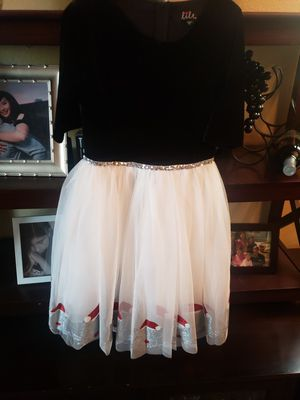 6T-7T formal dress worn once for Sale in Dinuba, CA