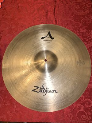 Zildjian 21in A Series Sweet Ride Cymbal for Sale in Saint Charles, MO