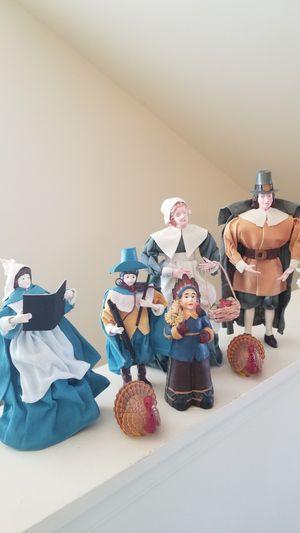 Paper Mache Pilgrims for Sale in Harrisburg, PA