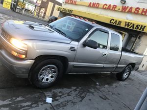 01 Chevy Silverado pick up truck runs and looks strong great truck for Sale in West Long Branch, NJ