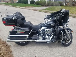 2008 Harley Ultra Classic for Sale in Davenport, IA