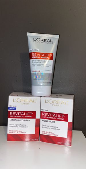 L'Oreal Facial Bundle for Sale in Blue Island, IL