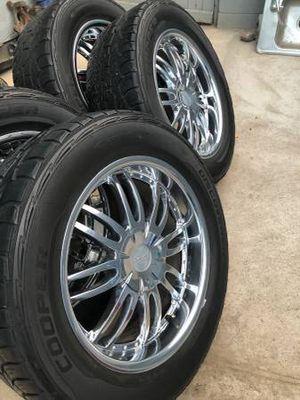 "20"" Euromax rims 6 lug for Sale in Phoenix, AZ"