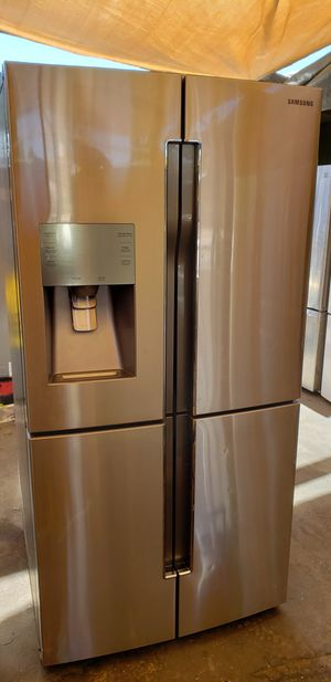 Samsung Stainless Steel Refrigerator for Sale in Lake View Terrace, CA