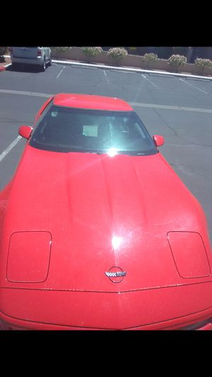 1996 chevy corvette for Sale in Las Vegas, NV