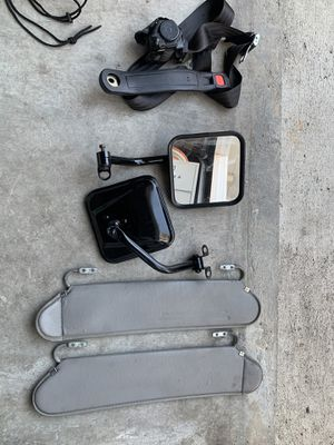 Jeep Wrangler parts for Sale in Hawthorne, CA