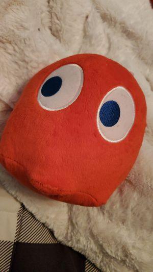 Red Pac Man Dude Stuffed Animal for Sale in Newark, DE
