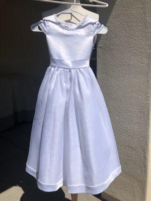 Flower Girl dress Lauren Marie sz 7 for Sale in Phoenix, AZ