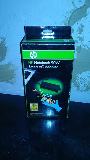 Hp notebook 90w Smart AC adapter for Sale in Melrose Park, IL