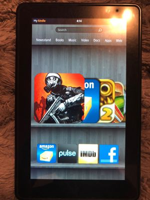 Kindle Fire for Sale in Windsor Hills, CA