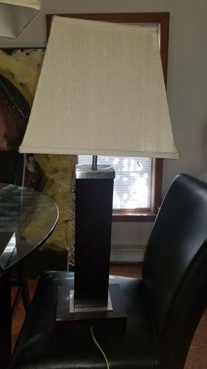 2 Contemporary lamps for Sale in Boston, MA