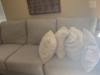 Gray Sectional for Sale in Rancho Cucamonga,  CA