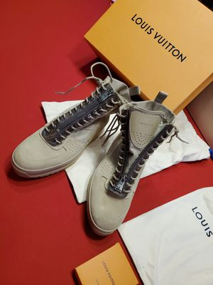 Louis Vuitton mens boots for Sale in West Hollywood, CA