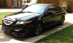 ONE OWNER ACURA TL BLACK 2007 for Sale in Cleveland, OH