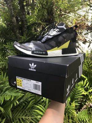 Adidas NBHD Bape NMD Stealth for Sale in Naples, FL