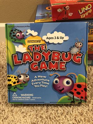 The Ladybug Game for Sale in Happy Valley, OR