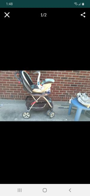 Baby stroller and car seat for Sale in GILLEM ENCLAVE, GA