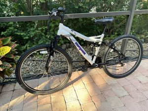 Mongoose full suspension 26 inch aluminum Ledge 2.1 trail bike for Sale in Tamarac, FL