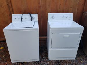Washer and dryer for scrap metal for Sale in Ruston, WA