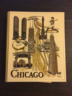 Vintage Chicago Photo Album for Sale in Frederick, MD
