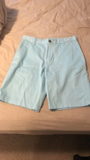 George Mens 32 Stretch Flat Front Shorts for Sale in Dover, DE