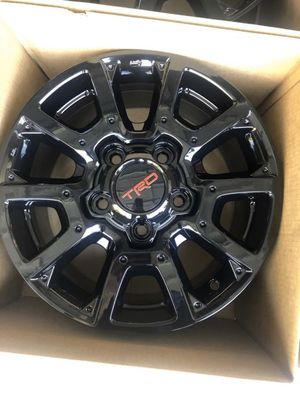 "18"" Toyota Tundra TRD PRO rims wheels for Sale in Moreno Valley, CA"