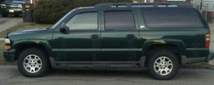 2004 z71 Suburban** PARTING OUT ONLY** for Sale in Detroit, MI