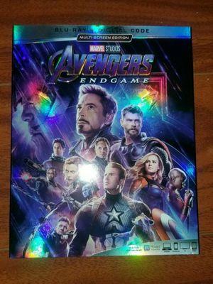 Avengers Endgame bluray New! Sealed! for Sale in Stockton, CA