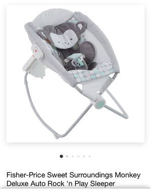 Fisher price rock n sleeper for Sale in Tampa, FL