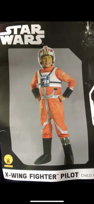 X-Wing Fighter Pilot Child Costume (StarWars) for Sale in Los Angeles, CA