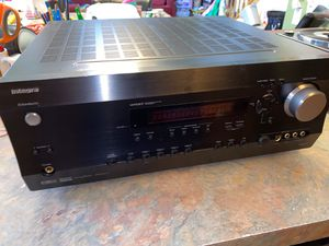 Onkyo Integra DTR-5.3 AV Receiver. 80Wx5! Great for HT or music! $600 MSRP for Sale in Elgin, IL