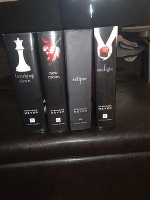Twilight four book series for Sale in Stuarts Draft, VA