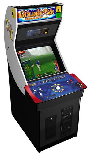Golden Tee Force Tournament Arcade Game for Sale in Nashville, TN