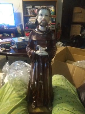 Saint Francis statue for Sale in Houston, TX