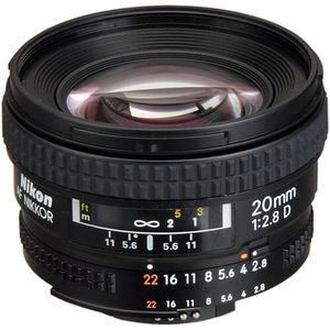 Nikon 20mm 2.8 D for Sale in San Diego, CA