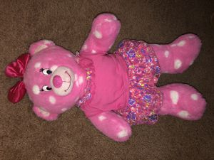 Build a bear- minnie theme stuffed bear for Sale in San Diego, CA