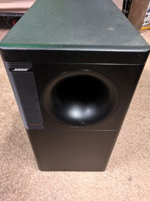 Bose Acoustimass 10 Subwoofer module for Sale in Columbus, OH