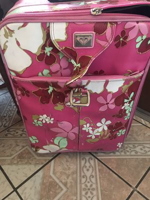 Roxy luggage for Sale in Kingsburg, CA