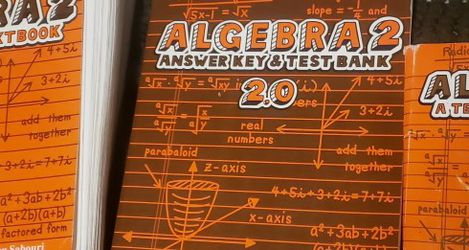 Teaching Textbooks Algebra 2 2.0 for Sale in Prescott Valley,  AZ