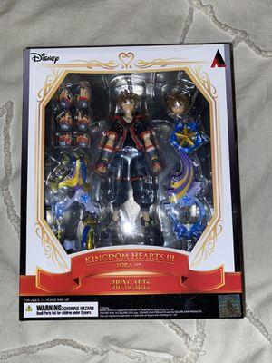 Kingdom Hearts III - Sora Action Figure (STILL IN BOX) for Sale in Los Angeles, CA