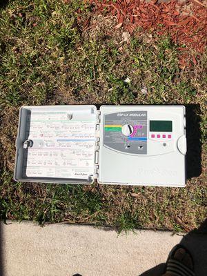 ESP-LX MODULAR SPRINKLER SYSTEM TIMER GOOD CONDITION for Sale in Lake Worth, FL
